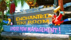 Enchanted Tiki Room (Under New Management) - Never Had a Friend Like Me