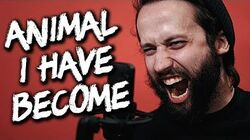 Animal I Have Become - Three Days Grace (Cover by Jonathan Young & Caleb Hyles)