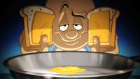Elmer Prepares the Griller