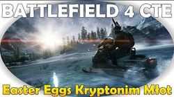 Battlefield 4 CTE Soviet March Easter Eggs