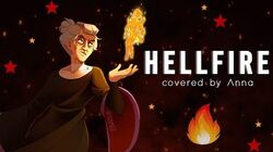 Hellfire (Hunchback Of Notre Dame) 【covered by Anna】 2019