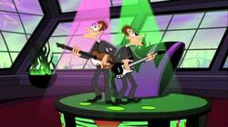 Phineas and Ferb Across the 2nd Dimension 'A Brand New Best Friend' Music Video