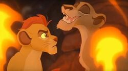 Lion Guard Lions Over All - Zira & Kion Song HD Clip