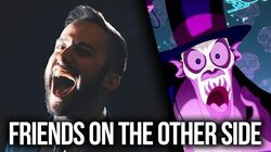 Friends on the Other Side - (Disney's Princess & the Frog) METAL COVER by Jonathan Young AHmusic