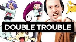 TEAM ROCKET (Double Trouble) - Pokémon METAL cover by Jonathan Young (feat