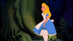 Alice in Wonderland - Twas brillig