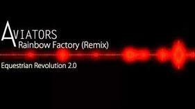 WoodenToaster - Rainbow Factory (Aviators Remix)