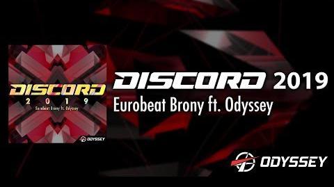 Video - Discord 2019 - Eurobeat Brony ft  Odyssey EUROBEAT   Villain