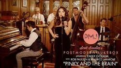 Pinky And The Brain Theme - Postmodern Jukebox (ft