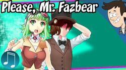 Please, Mr. Fazbear ► VOCALOID Original FNAF Song by MandoPony Feat