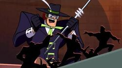 Music Meister! He's An Evil Musical Genius! He Will Conquer You With His Music!