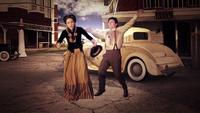 Bonnie & Clyde Die