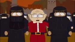South Park Merry Fucking Christmas (Video)