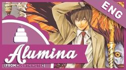 「English Cover Original Arrangement」 Alumina ( Death Note ) FULL!【Jayn】