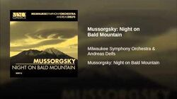 Mussorgsky Night on Bald Mountain