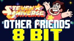 Other Friends 8 Bit Tribute to Steven Universe - 8 Bit Universe