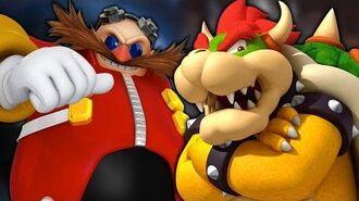 Bowser vs. Dr. Eggman - Video Game Rap Battle