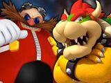 Bowser vs. Dr. Eggman