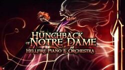 The Hunchback of Notre Dame - Hellfire Piano & Orchestra