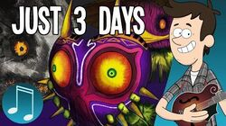 """Just 3 Days"" - Majora's Mask song by MandoPony The Legend of Zelda"