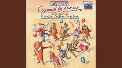 Saint-Saëns Danse macabre, Op