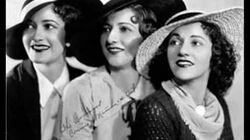 Mills Brothers, Boswell Sisters - THE OLD MAN OF THE MOUNTAIN