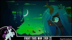 Audiosurf 2 Fight This War, Ver 2 (feat