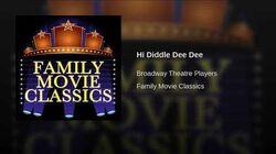Hi Diddle Dee Dee