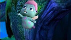 """Barbie Fairytopia Mermaidia - Bibble is the """"Voice"""""""