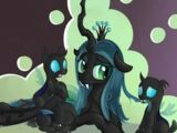 Mother Changeling