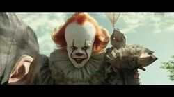 IT Chapter 2 Pennywise knows Richie's secret YouTube