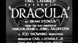 Opening to Dracula 1991 VHS True HQ