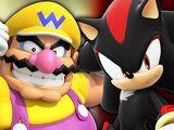 Wario Vs. Shadow the Hedgehog