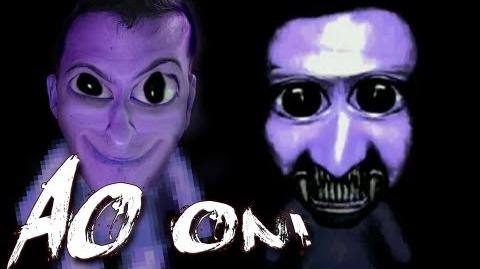 Ao Oni Part 3 DON'T FIND ME ; ;