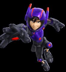 Hiro's Armor