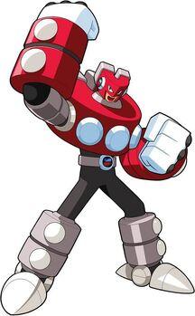 Magnet Man EXE
