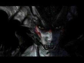 Amon live action Devilman