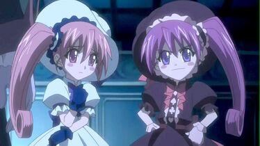 Ana and Yuna