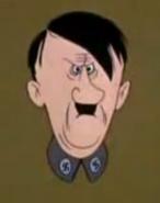 Hitler Der Fuehrer's Face Sprite