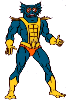 Mer-Man