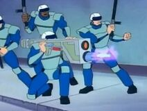 Police Officers (Double Dragon)