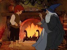 Gandalf-relata-a-frodo-la-historia-del-anillo-nico