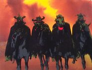 Nazgul Animated 1978