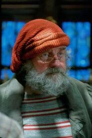 Mr. Smee Live action 2