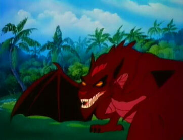 Maliss dragon