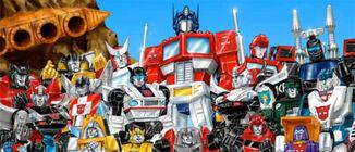 Autobots Members