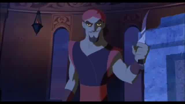 Evil Sinbad | Disney Versus Non-Disney Villains Wiki