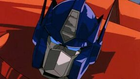 Optimus Prime G1 movie 1986