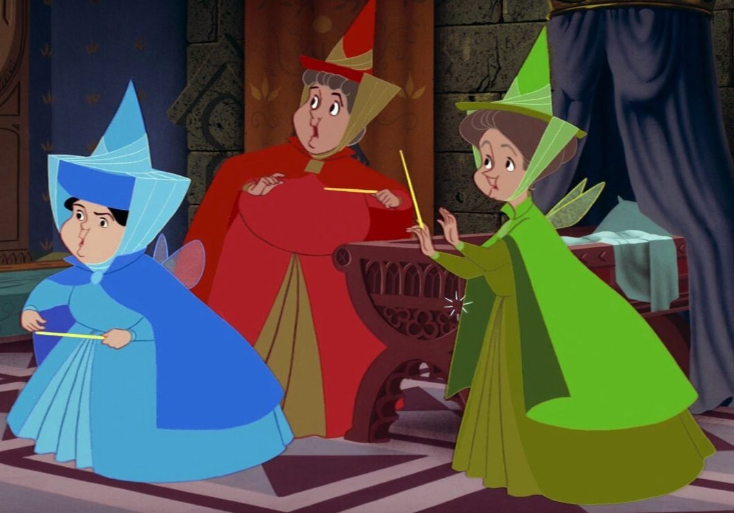 Uncategorized Flora Fauna And Merryweather image flora fauna and merryweather jpg disney versus non jpg