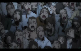 Zombies (High School of the Dead)